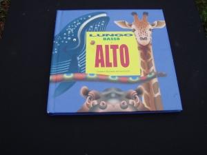 libro per ragazzi lungo basso e alto
