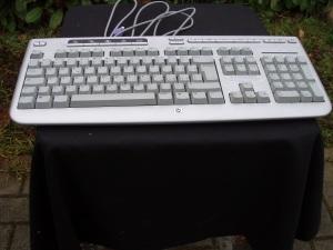 tastiera per computer marca hawlett packard