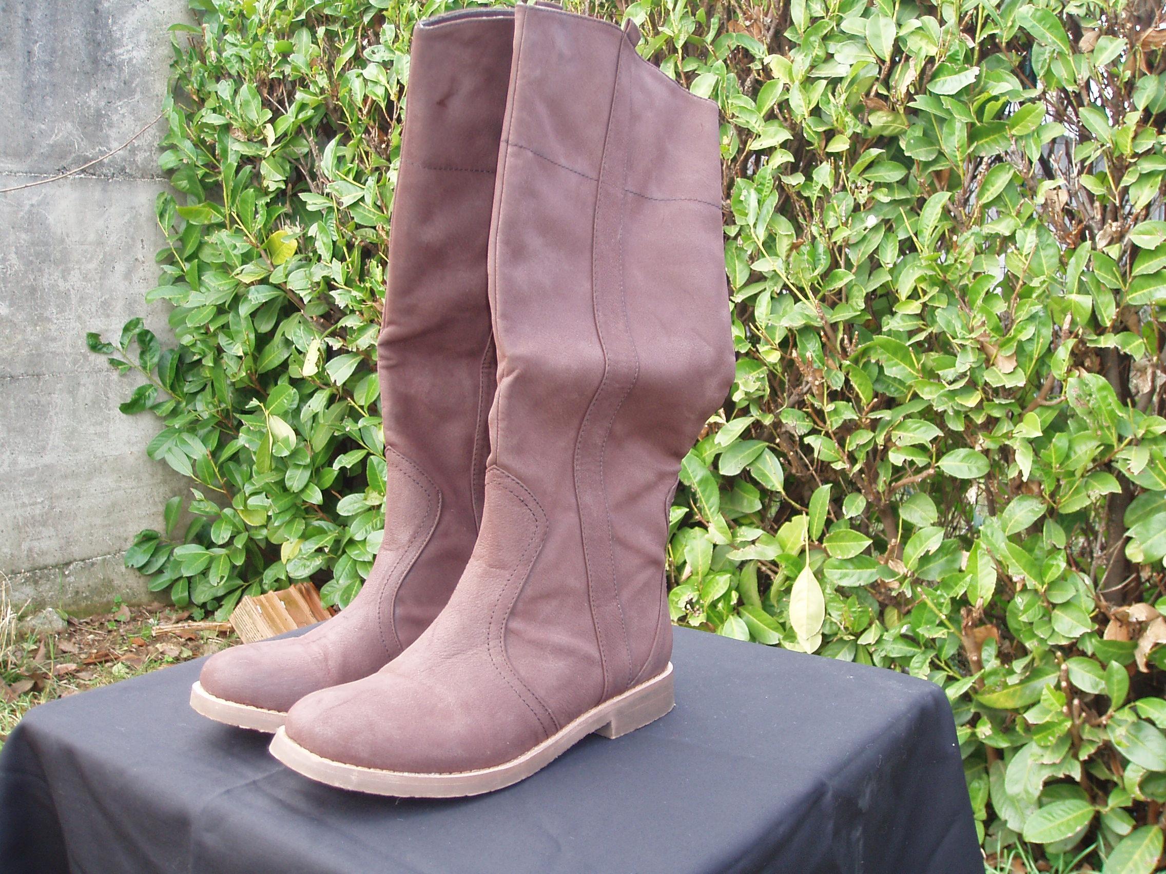 Camoscio Marrone Camoscio Marrone Donna Stivali Stivali Stivali Donna Donna pq0qAvwxO