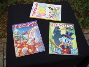 fumetti di topolino n1800 e altri