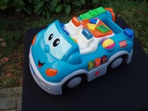 auto parlante per bambini