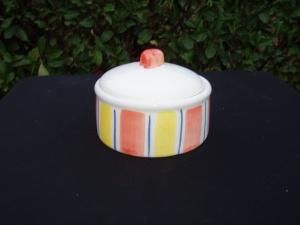 simpatica zuccheriera colorata