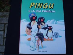 libro fiabe pingu e la sua famiglia