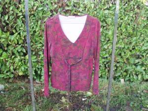 maglia colorata per donna