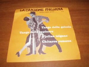 45 giri la canzone italiana