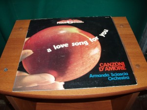 a love songs for you lp