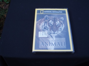 documentario animali in dvd