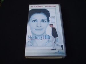 film vhs notting hill