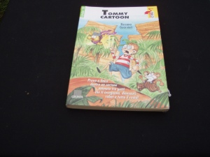 libro tommy cartoon