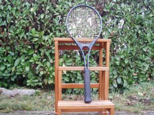 racchetta tennis rossignol nera