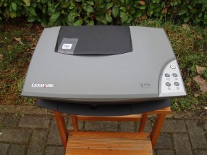 stampante lexmark X1190
