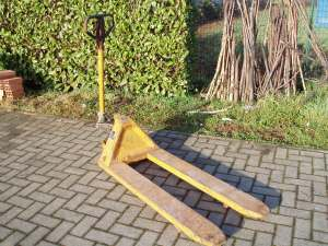 transpallets giallo 120 cm