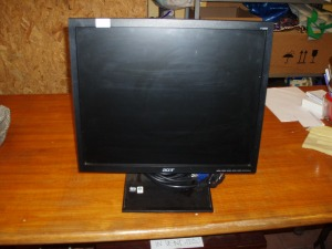 monitor piatto acer