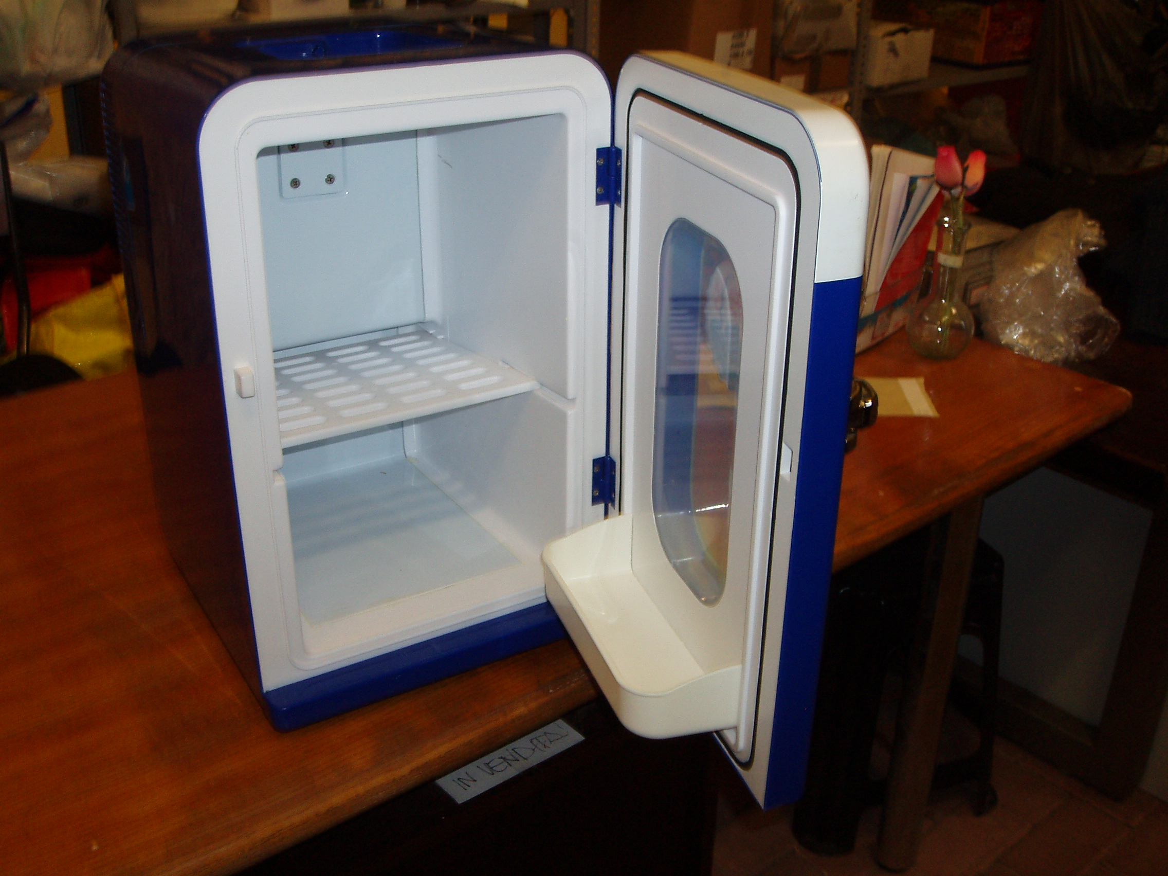 Mini frigo pepsi cola il tendone solidale mercatino dell for Mini frigo usato