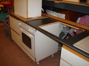 particolare forno