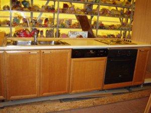 cucinca con elettrodomestici bosch