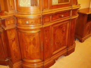 base credenza in legno massello