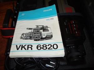 manuale istruzioni VKR 6820