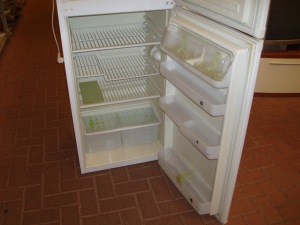 interno frigorifero ignis