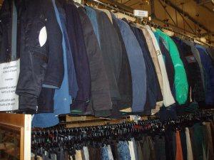 cappotti e giubbetti invernali
