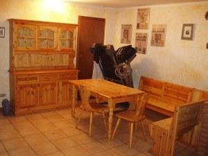 taverna in abete completa