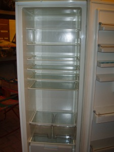 vista interna frigorifero bosch maxi