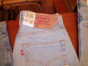jeans nuovo levi strauss