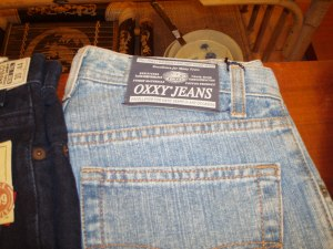 jeans nuovo oxxy