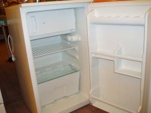 frigorifero tecno home vista interna