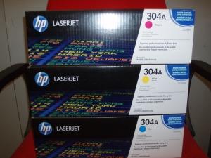 cartucce HP laserjet 304A