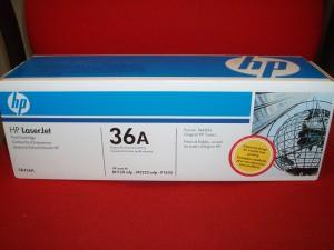 cartuccia HP laserjet 36A