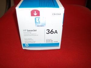cartuccia nera 36A per HP laserjet