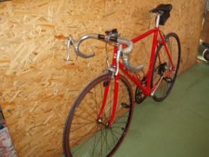 bicicletta cinella originale con cambio shimano 105