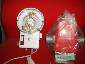 sistema irrigazione nuovo modello Garden Idromatic + elettrovalvola
