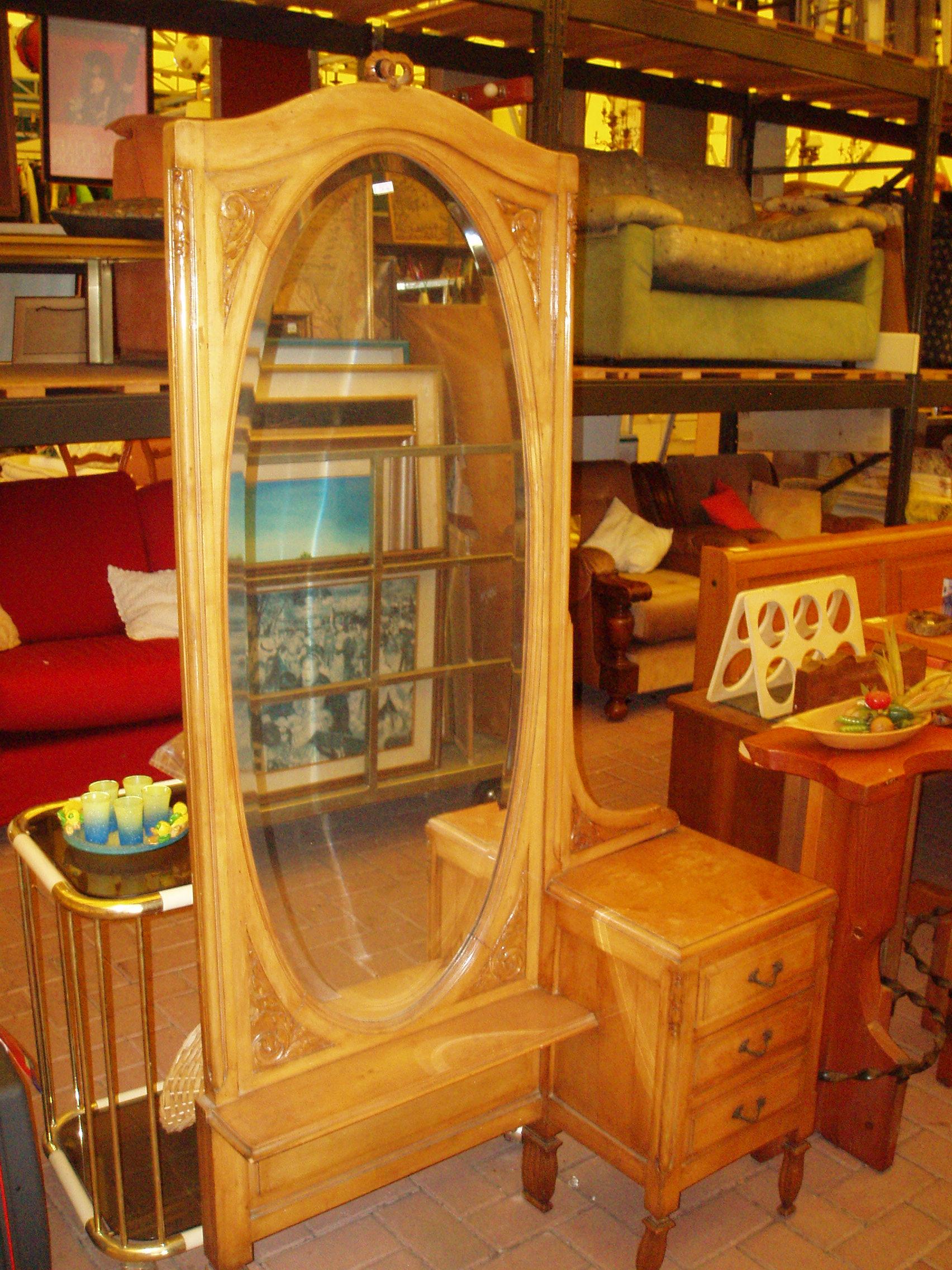 mobile ingresso classico con specchio – Il Tendone solidale ...