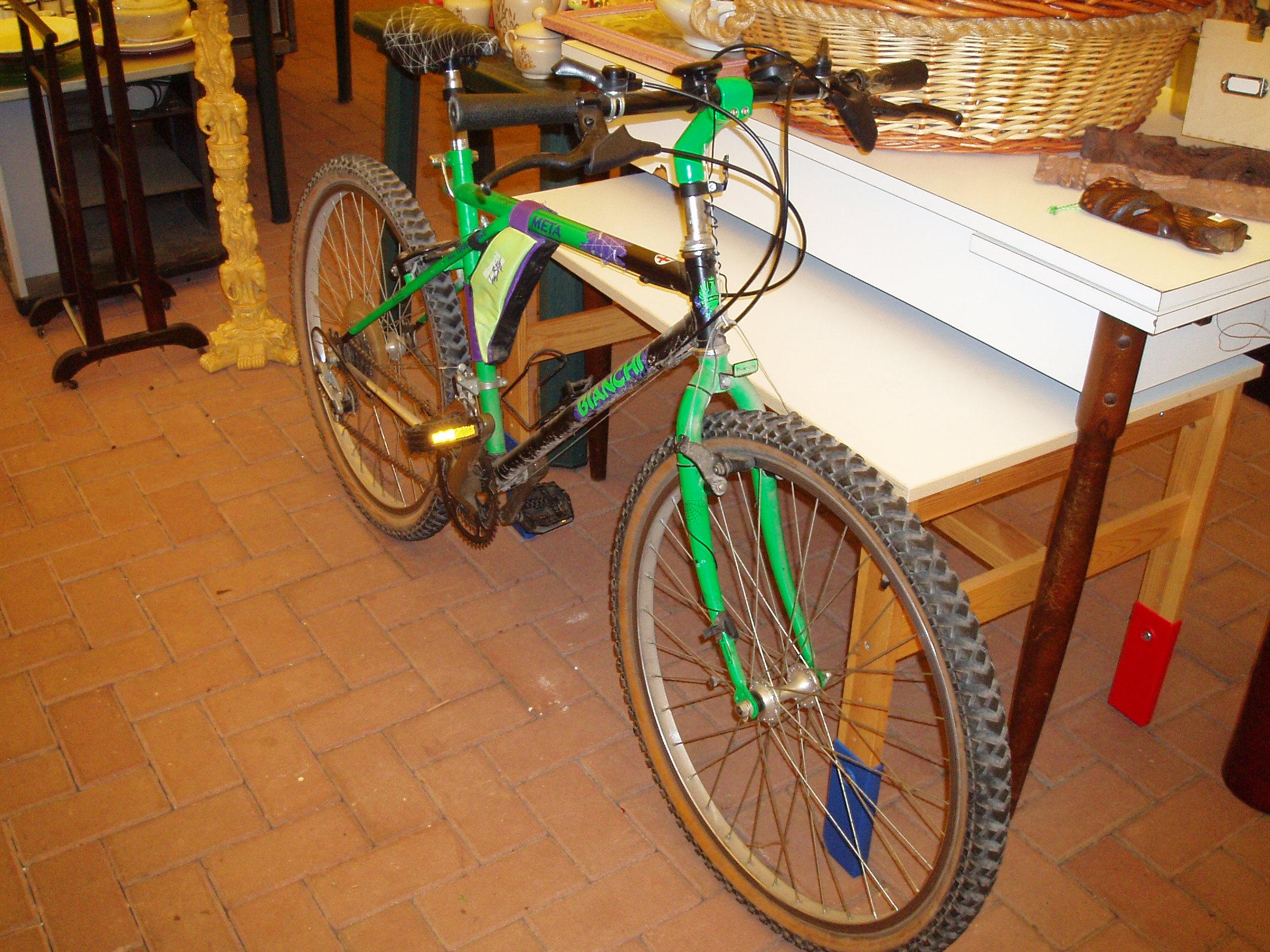 Mountain Bike Bianchi Meta Il Tendone Solidale Mercatino Dell Usato
