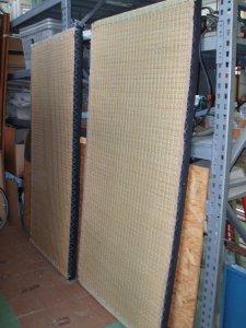 coppia tatami giapponesi 200 x 100 x 6 cm