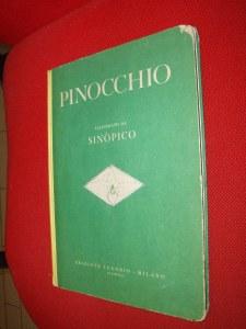 pinocchio edizione 1946 cenobio copertina
