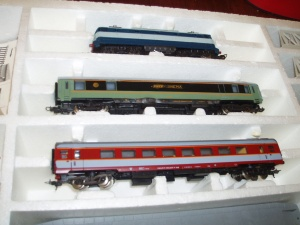 locomotiva e vagoni lima