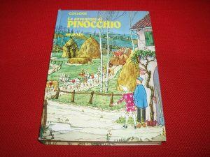 le avventure di pinocchio - mursia