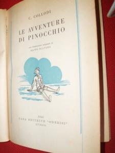 edizione pregiata del 1944 in ottime condizioni