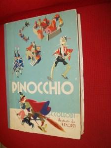 pinocchio edizione salani 1954